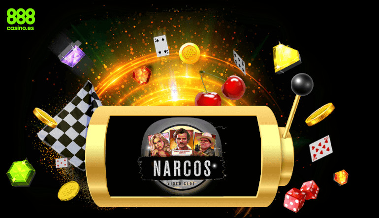 narcos slot machine