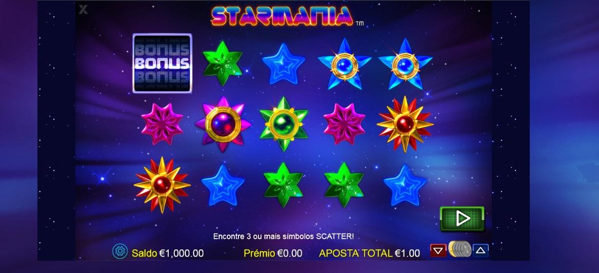 Starmania Slot Machine