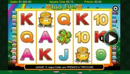 slot machine irish eyes