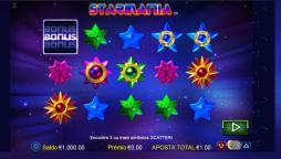 Starmania slot machine